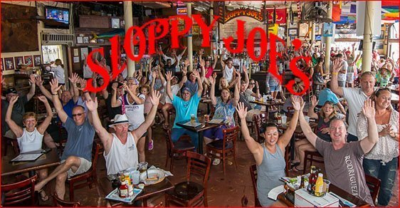 Sloppy Joes's Bar - Key West
