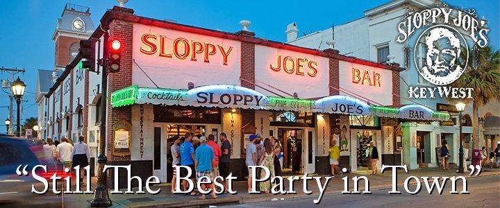 Sloppy Joes's Bar - Key West