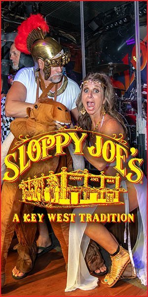 Sloppy Joe's Bar. A Key West Tradition