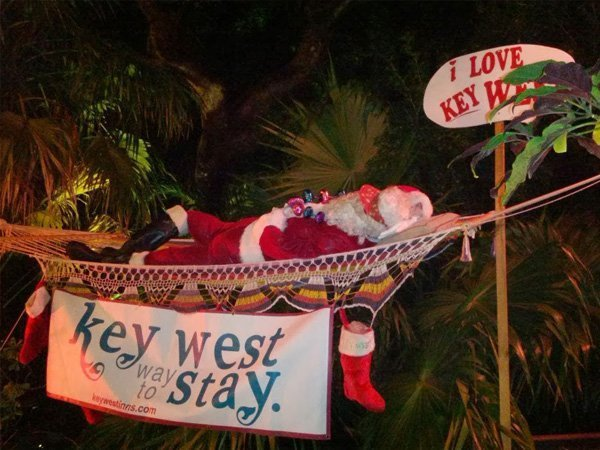 KW Holiday Parade - Mile Zero Key West